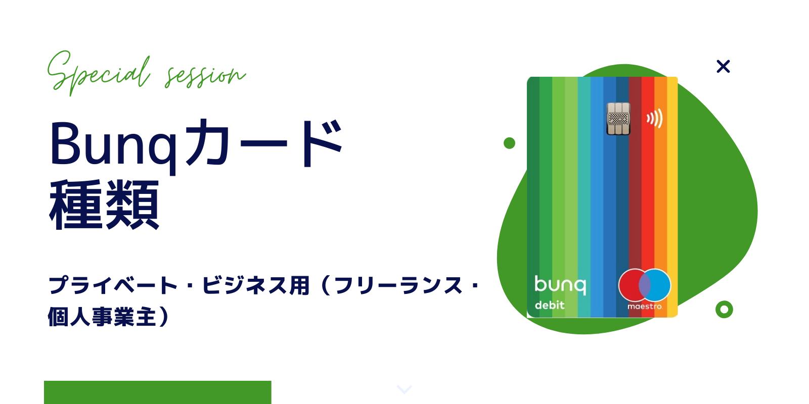 Bunq カード